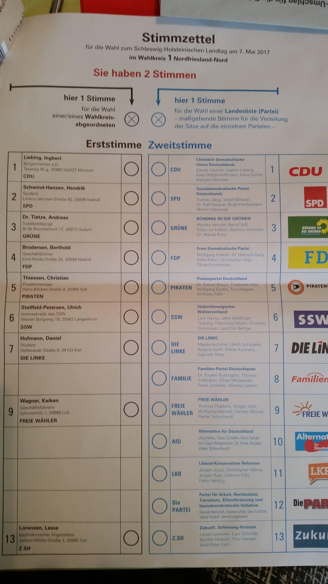 wahlkreise hessen bundestagswahl 2017
